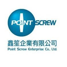 POINT SCREW ENTERPRISE CO., LTD. (鑫笙企業有限公司) logo